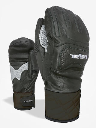 Rukavice Level Race Mitt (black)