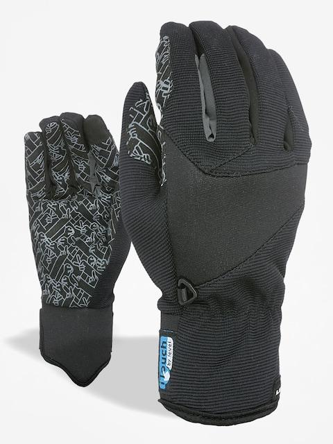 Rukavice Level Line I Touch (black)