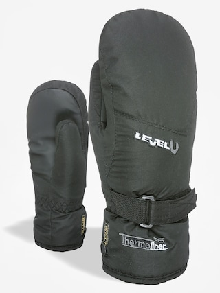 Rukavice Level Junior Mitt (black)
