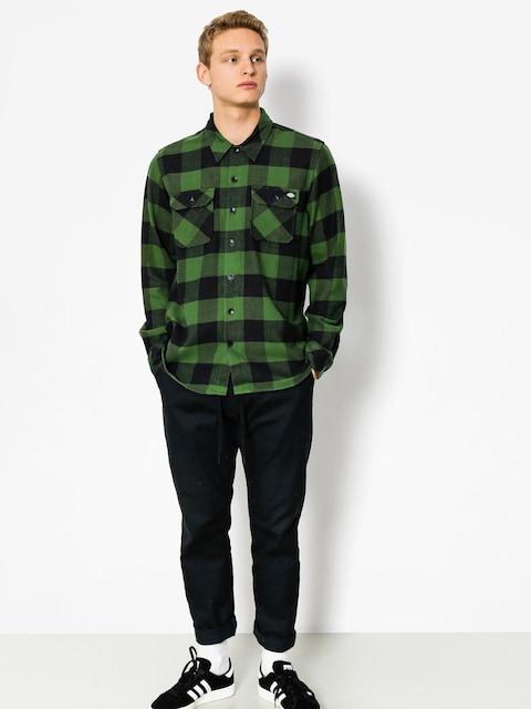 Košeľa Dickies Sacramento LS (pine green)
