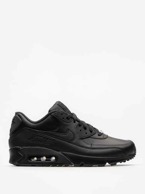 Topánky Nike Air Max 90 Leather (black/black)