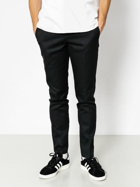 Nohavice Dickies WE872 Slim Fit Work Pant (black)