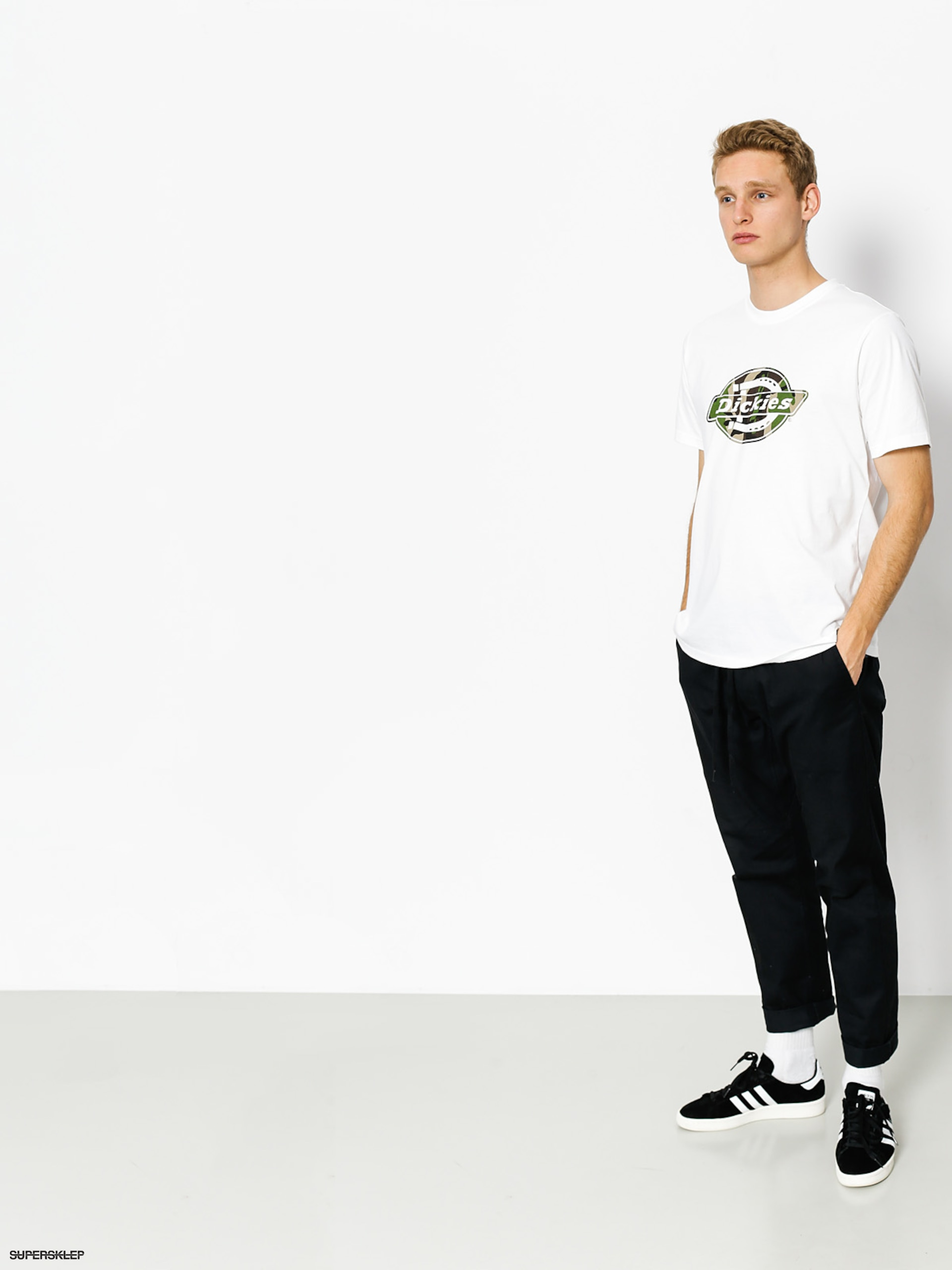 Tričko Dickies HS One Colour (white)