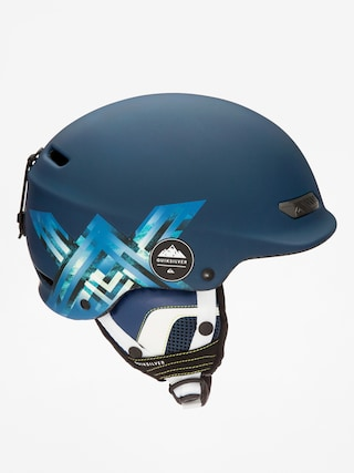 Prilba Quiksilver Wildcat (estate blue)