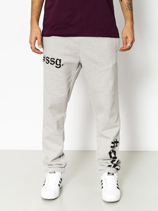 Nohavice SSG Jogger Front Ssg (light grey)
