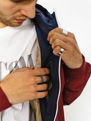 Bunda Iriedaily Insulaner (maroon)