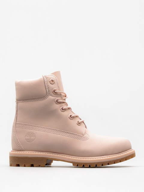 Topánky Timberland 6 In Premium Wmn (light pink nubuck)