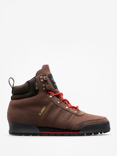 Zimné topánkyadidas  Jake Boot 2.0 (brown/scarle/cblack)