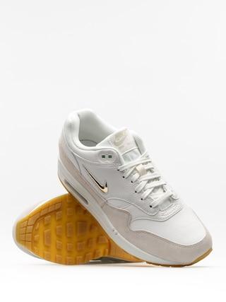 Topánky Nike Air Max 1 Premium SC Wmn (summit white/mtlc gold star light bone)