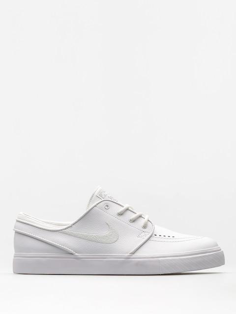 Boty Nike Zoom Stefan Janoski L (white/white wolf grey)