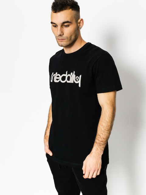Tričko Iriedaily No Matter 4 (black white)