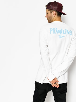 Triko Primitive Pendleton Zoo Logo (white)
