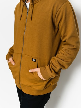 Mikina s kapucňou Dickies Kingsley ZHD (brown duck)