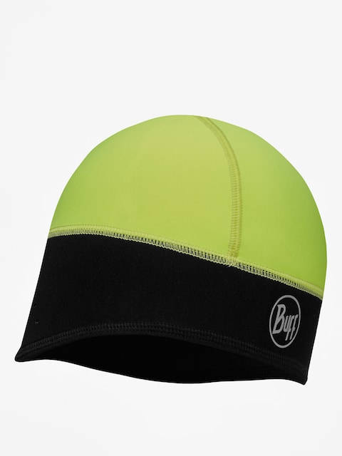 Čiapka Buff Windproof & Tech (solid joi yellow fluor)