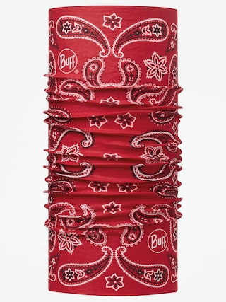 Šatka Buff Original (cashmere red)