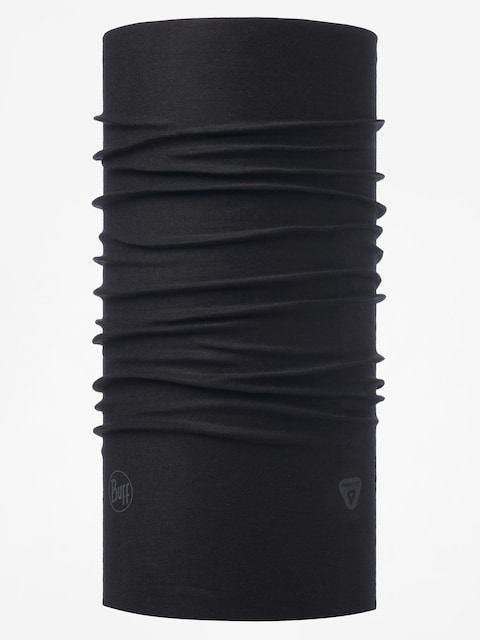 Šatka Buff Thermonet (solid black)
