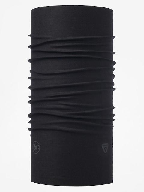 Šatka Buff Thermonet (solid black)