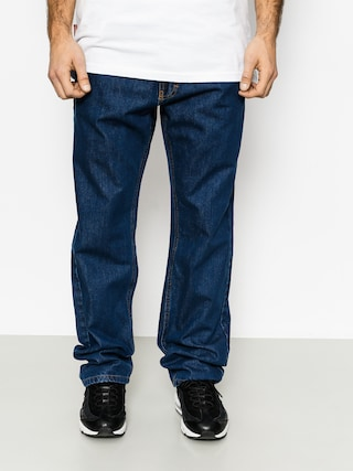 Nohavice SSG Jeans Slim Classic (medium navy)