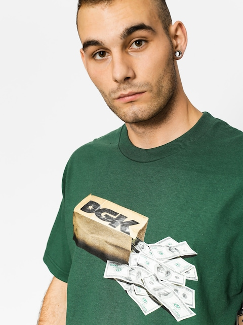 Tričko DGK Money Bag