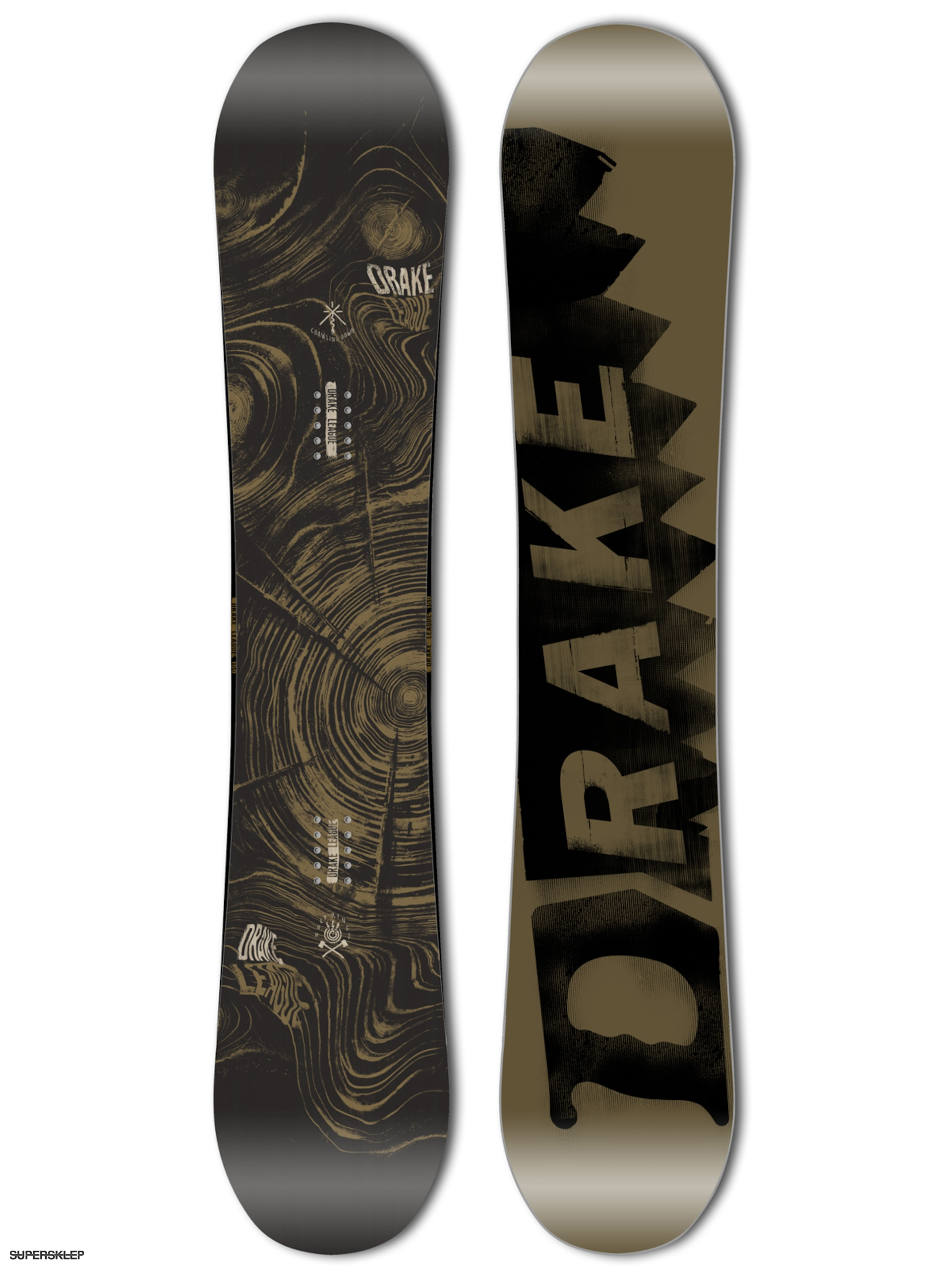 Snowboard Drake League