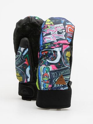 Rukavice Quiksilver Method Mitt (quiky print)
