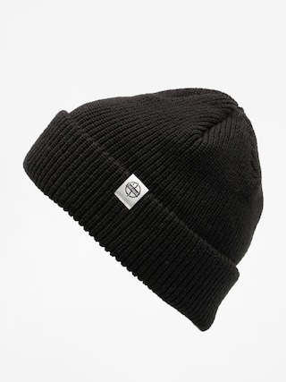 Čiapka The Hive Fisherman Beanie (black)