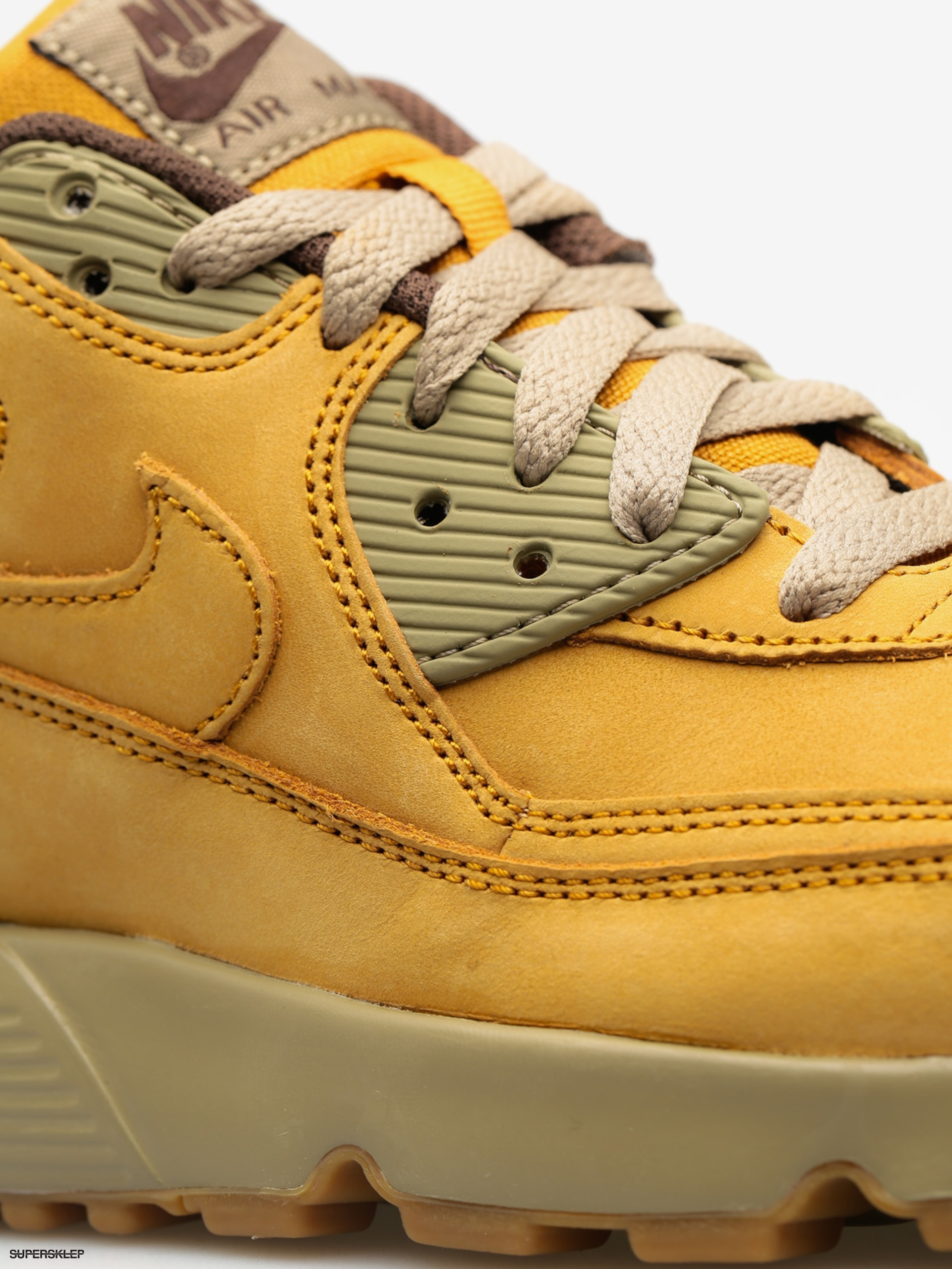 Topánky Nike Air Max 90 Winter Premium Gs (bronze bronze baroque brown  bamboo) 76bb2add1