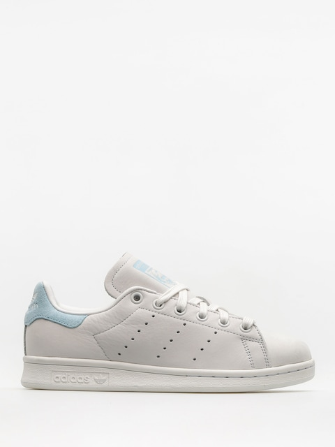 Topánky adidas Stan Smith Wmn (crywht/crywht/iceblu)
