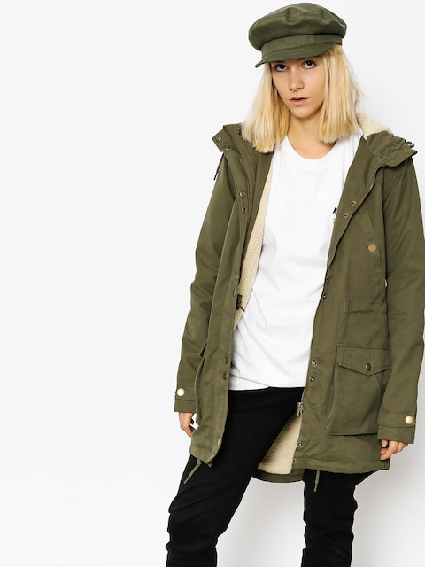 Bunda Volcom Walk On By Parka Wmn (dca)