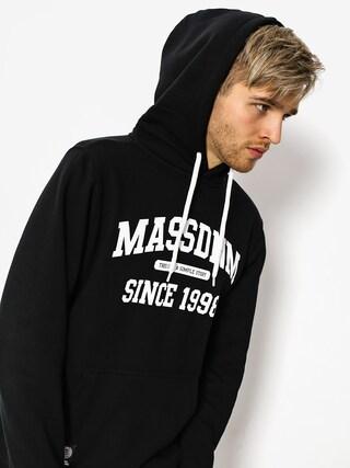 Mikina s kapucu0148ou MassDnm Campus HD (black)