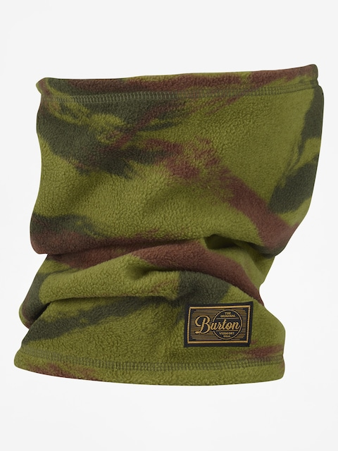 Šatka Burton Ember Fleece Nckwmr (brush camo)