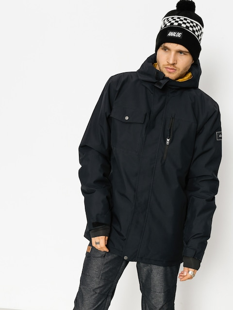 Snowboardová bunda Quiksilver Mission Sol (black)