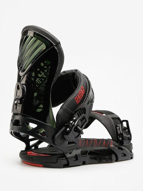 Snowboardové viazanie Drake Radar (black)