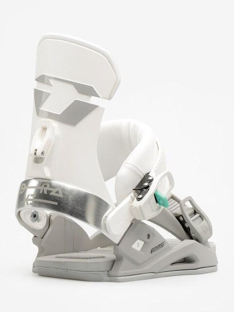 Snowboardové viazanie Drake DL Wmn (white)