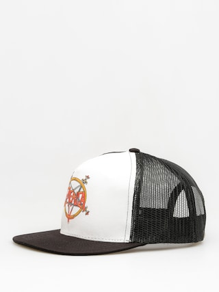 Šiltovka Emerica Spot Trucker ZD (black/white)