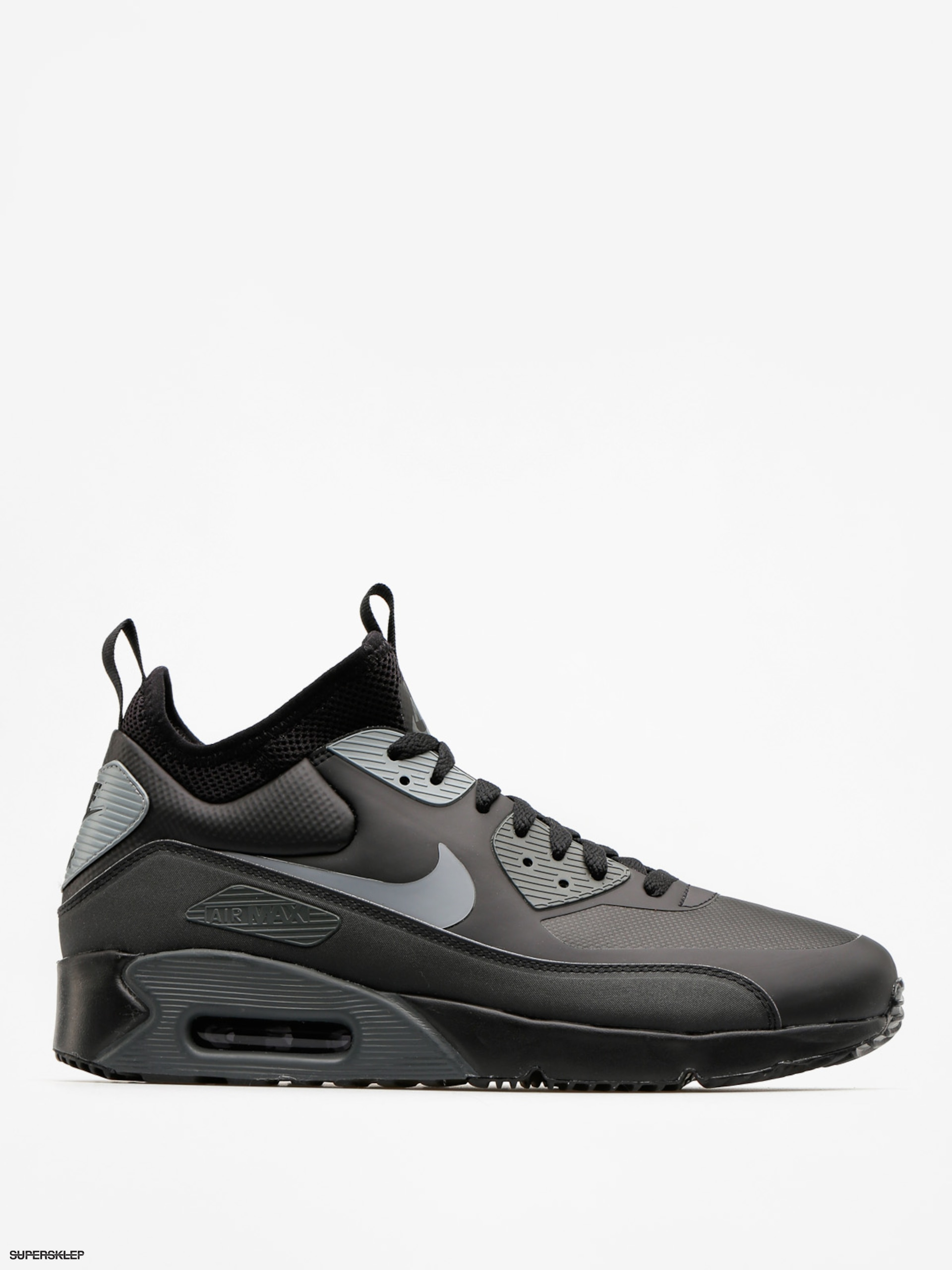 Topánky Nike Air Max 90 Ultra Mid Winter (black/cool grey anthracite)