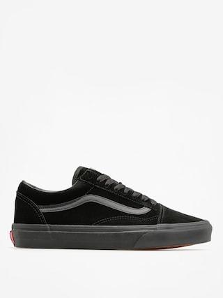 Topánky Vans Old Skool (suede/black/black/black)