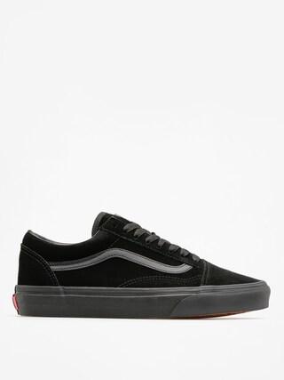 Topu00e1nky Vans Old Skool (suede/black/black/black)