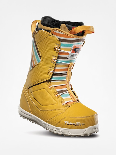 Obuv na snowboard ThirtyTwo Zephyr FT Wmn (yellow)