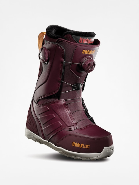 Obuv na snowboard ThirtyTwo Lashed Double Boa Wmn (burgundy)