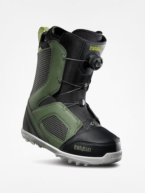Obuv na snowboard ThirtyTwo Stw Boa (olive/black)