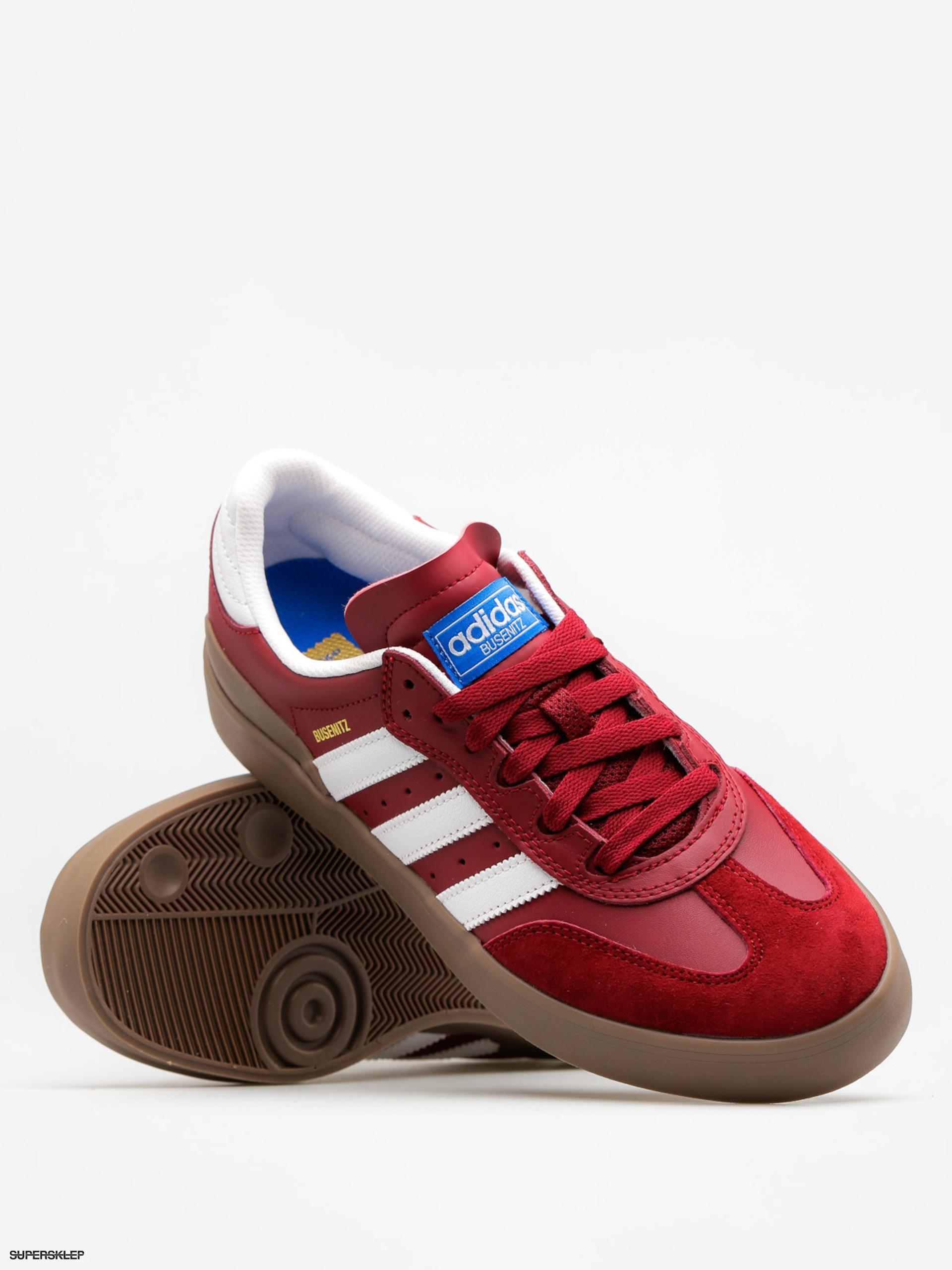 free shipping a730c dac3f Topánky adidas Busenitz Vulc Samba Edidtion (cburguftwwhtgum