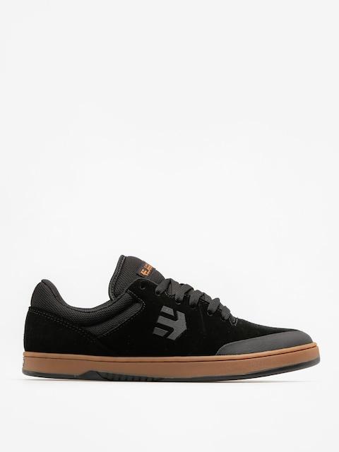 Topánky Etnies Marana (black/red/gum)