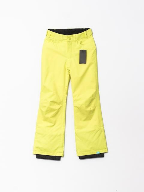 Snowboardové nohavice Roxy Backyard Gir (lemon tonic)