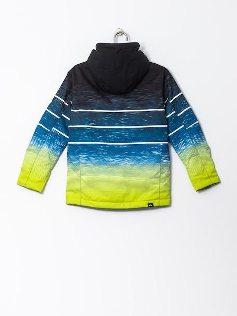 Quiksilver Snowboardová bunda Dziecięca kurtka  Mission Engineered (sulphur blur lights)