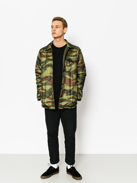 Burton Bunda Wayland Dwn Shirt (brush camo)