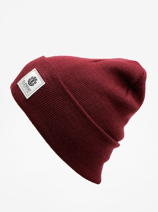 Čiapka Element Dusk Beanie (napa red)