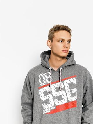 Mikina s kapucňou SSG Dots Ssg HD (grey)