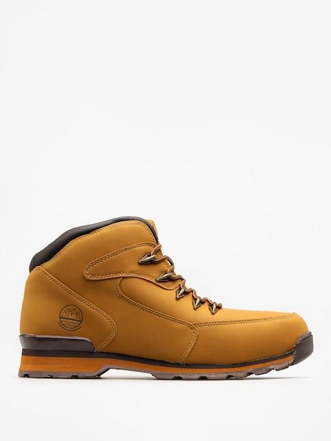 Zimné topánky Smith's M0076 (camel)