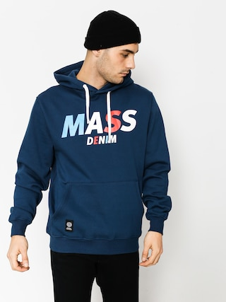 MassDnm Mikina s kapucňou Grand HD (navy)